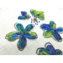 Beading, Couching and Ribbon Embroidery - 23rd and 24th January