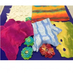 Felt Making - 29th January