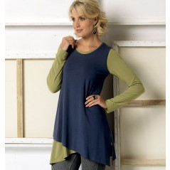 Autumn Focus - Marcy Tilton Designs - Tunic Tops 3rd September