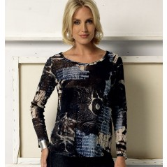 Autumn Focus - Marcy Tilton Designs - Tunic Tops - 6th December