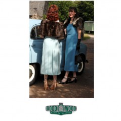 1940s Dress for Goodwood Revival