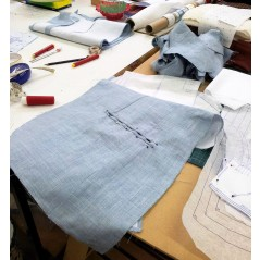 Sample Day - Tailoring Techniques- 1st March 2016