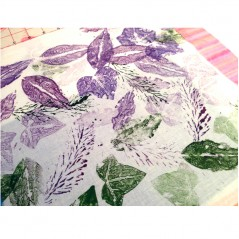 Colouring fabric -  20th & 21st October 2016
