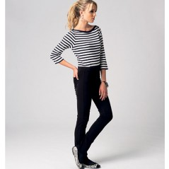 Autumn Focus - Marcy Tilton Designs - Tapered Trousers - 22nd  September