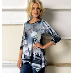 Autumn Focus - Marcy Tilton Designs - Tunic Tops 27th September