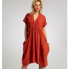 Autumn Focus - Marcy Tilton Designs - Dress - 28th&29th  September